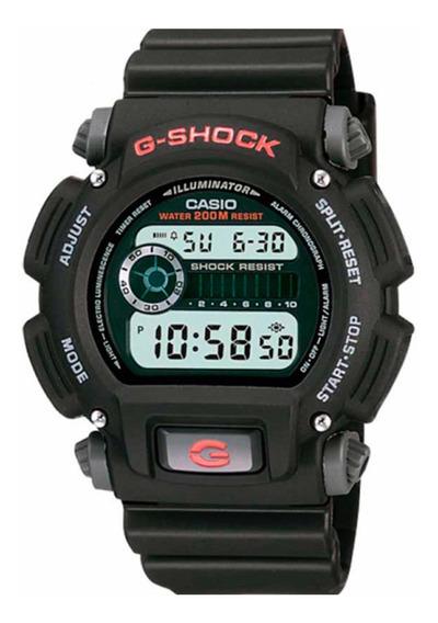Relógio Casio G-shock Forças De Elite Dw-9052-1vdr