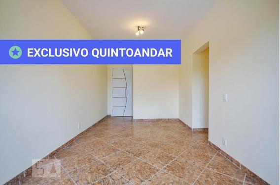 Apartamento No 5º Andar Com 2 Dormitórios E 1 Garagem - Id: 892986328 - 286328