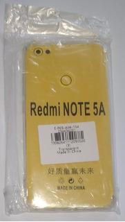 (capa Tpu + 2 Películas) Para Redmi Note 5a.