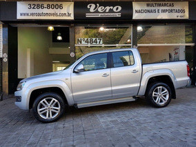 Volkswagen Amarok Highline Cd 4x4 2.0 16v Turbo Interco