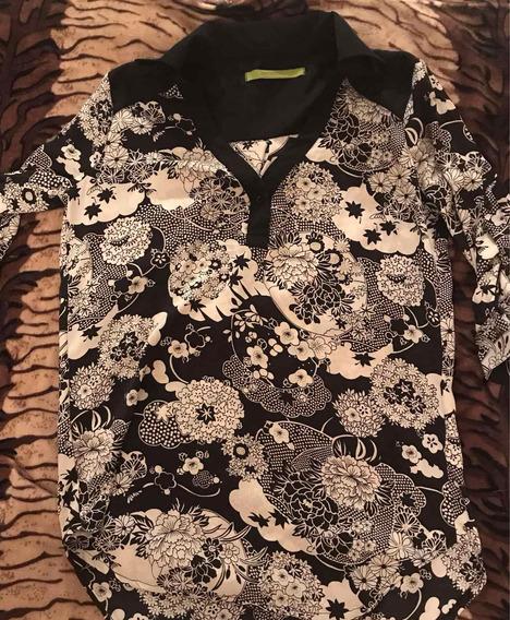 Camisa Rapsodia
