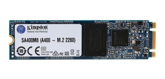 Disco sólido interno Kingston A400 SA400M8/240G 240GB