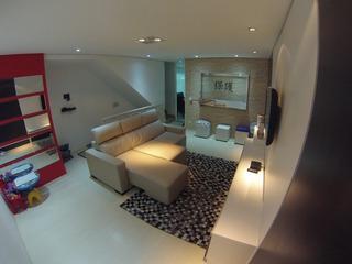 Casa Em Condomínio Fechado, Vila Guilherme, 129m, 3 Quartos