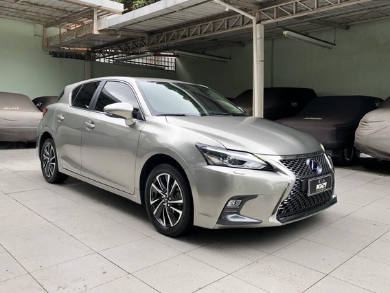 Lexus Ct200h 1.8 Luxury 16v Híbrido 2017/2018