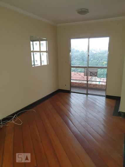 Apartamento Para Aluguel - Jardim Monte Alegre, 2 Quartos, 55 - 893091465