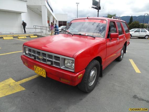 Chevrolet Luv Mt 23000cc 4x2
