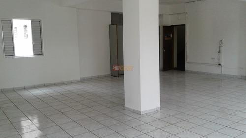 Sala Comercial No  Bairro Rudge Ramos Em Sao Bernardo Do Campo - L-27348
