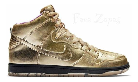 Nike Sb Dunk High Qs 10us/42.5arg Nuevas