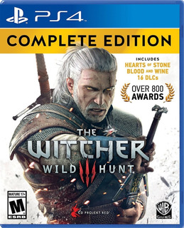 The Witcher 3: Wild Hunt Complete Edition Ps4 - Prophone