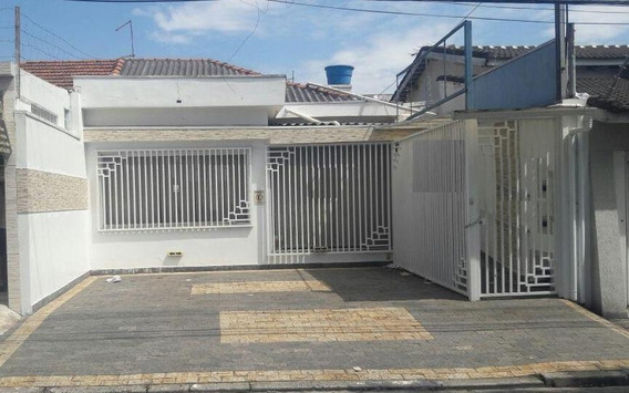 Casa À Venda, 2 Vagas, Campestre - Santo André/sp - 80533