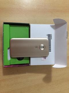Celular Moto G7 Play Dorado