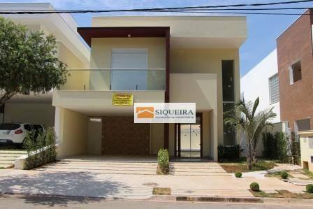 Casa Com 3 Dormitórios À Venda, 270 M² Por R$ 1.500.000,00 - Condomínio Aldeia Da Mata - Votorantim/sp - Ca0202