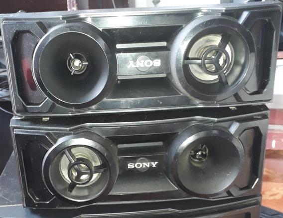 O Par De Caixa Surround Sony Mhc-gtr888