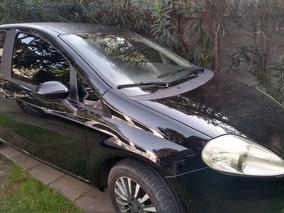 Fiat Punto 1.8 Hlx 2008 Preto