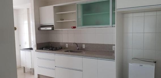 Apartamento Semi Mobiliado Com 3 Dormitórios À Venda, 104 M² Por R$ 450.000 - Ponte Do Imaruim - Palhoça/sc - Ap6188