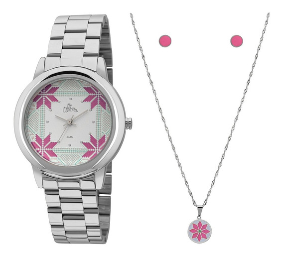 Relógio Allora Feminino Al2035fgd/k3v