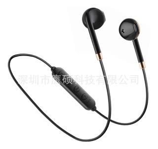 Preto Alexa Controle De Voz Para Bluetooth Motion Headset