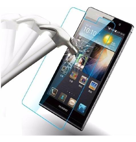 Protector Pantalla Huawei P7 Vidrio Templado Tienda Fisica
