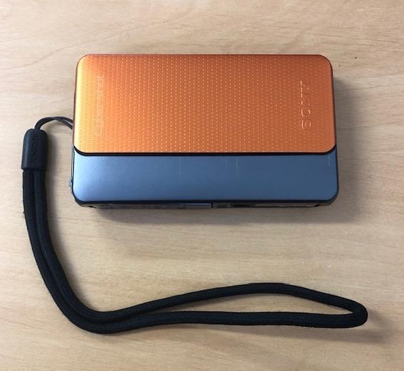 Câmera Sony Dcc - Tx20 - Com Defeito