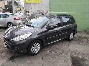 Peugeot 207 Sw Xr Sport 1.4 8v Flex 4p 2009