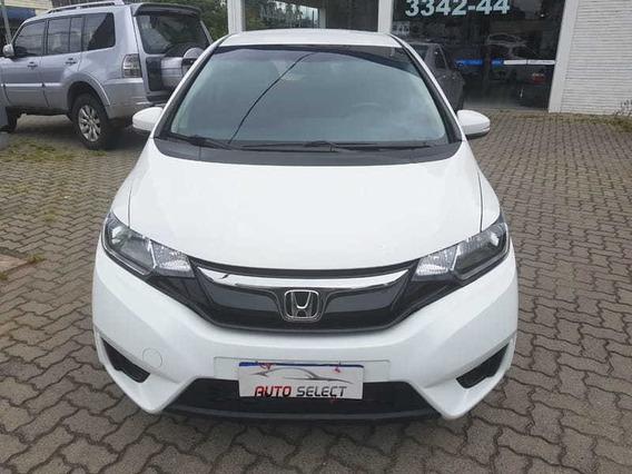 Honda Fit Ex 1.5 Cvt De Única Dona. Placa I. Revisado Na Css