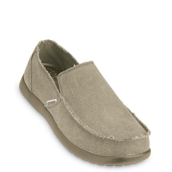 Mocasín Crocs Santa Cruz Men Zapato Náutico Hombre Original