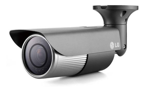 Câmera De Segurança Analógica LG Infra Vermelho - Lcu5300r-b