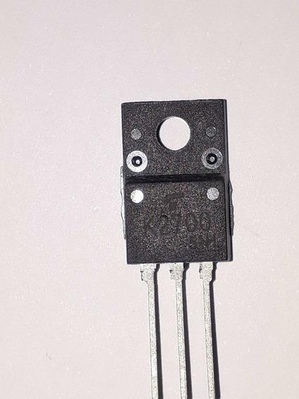 5pç Npn To-220 2sk2700 K2700 Mos 3a900v