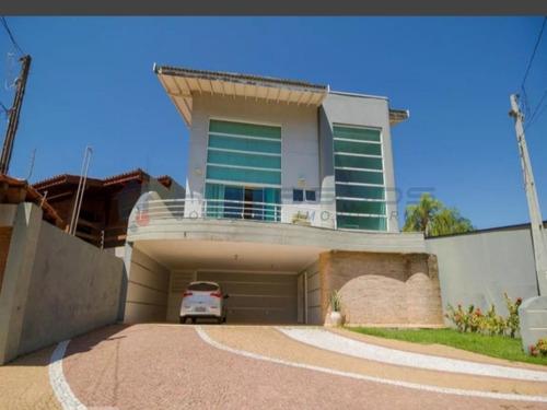 Casa A Venda Em Campinas 04 Dormitórios R$ 1.460.000,00 - Condomínio Villaggio Del Hípica - Ca00720 - 67619870