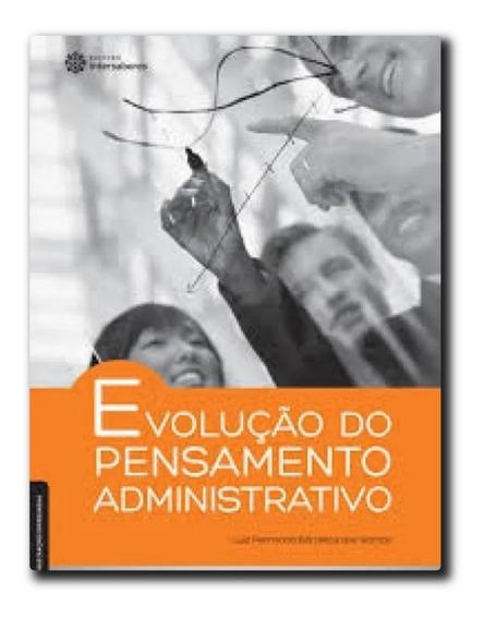 Evolução Do Pensamento Administrativo