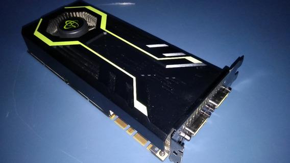 Placa De Video Xfx Geforce Gts250 512mb 256 Bits C/ Defeito