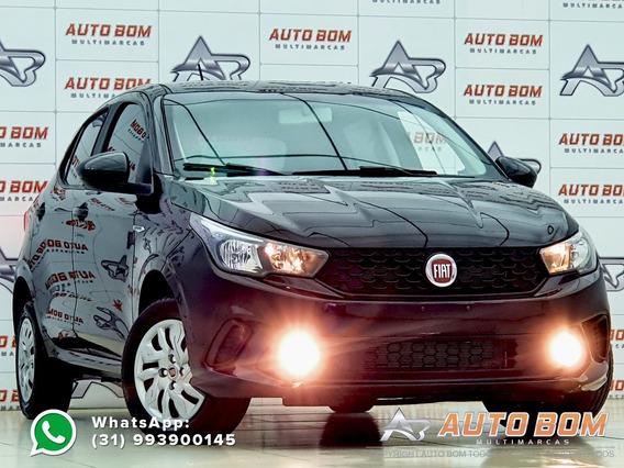 Fiat Argo Drive 1.0 6v Flex Completo! Impecável