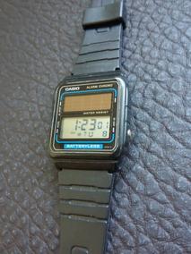 751eb2be3ceb Reloj De Pulsera Vintage Casio Fb-90w Panel Solar.