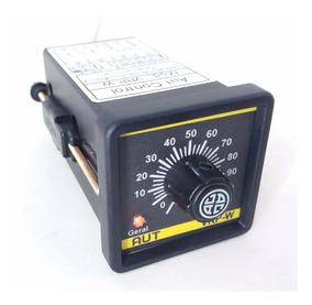 Variador De Potencia 220v Dimmer 1500w Potenciometro On Off