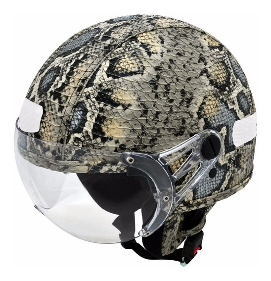 Capacete Aberto Kraft Person Cobra 58