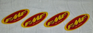 Calcomania Stikers Original Fmf