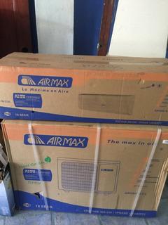 Aire Acondicionado Air Max 18000 Btu Seer 18