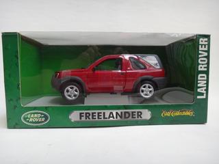 Freelander Land Rover 1/18 Ertl Miniatura Nova Com Lacres