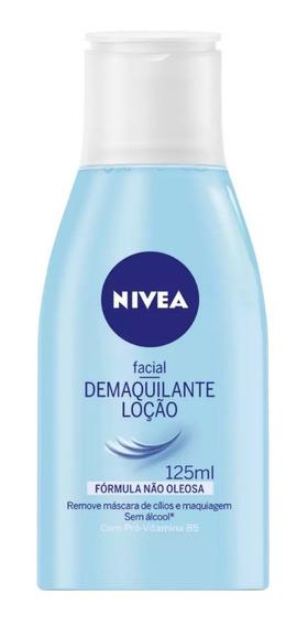 Loção Demaquilante Facial Nivea - Fórmula Não Oleosa 125ml
