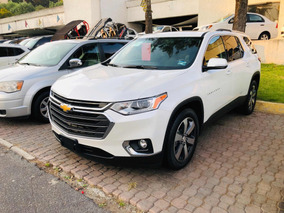 Chevrolet Traverse 3.6 Lt Piel At 2018