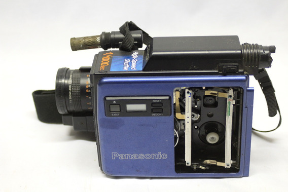 Filmadora Panasonic Pv 100d No Estado Peças 20132