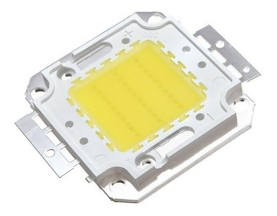 Chip Led 30w Repuesto Reflector 29-30v 780-840ma 6000k Vert
