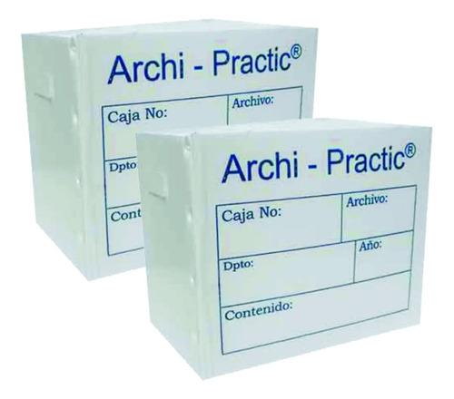 Archicomodo, Archi-practic