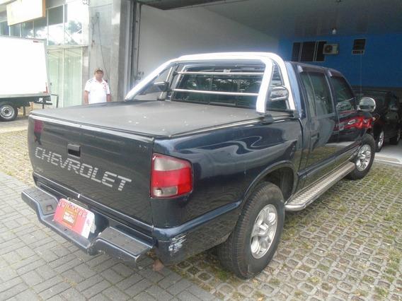 S10 De Luxe 2.5 Diesel 4x4 Super Conservada