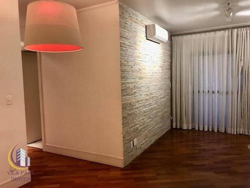 Apartamento Com 3 Dormitórios À Venda, 80 M² Por R$ 800.000,00 - Alto Da Lapa - São Paulo/sp - Ap1409
