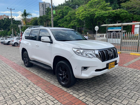 Toyota Prado Txl 4.0 4x4 2018