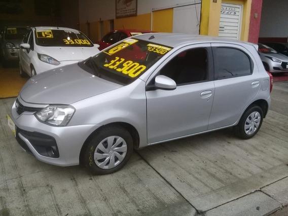 Toyota Etios Hb Xs 1.5 2018 Baixo Km