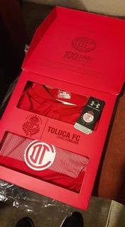 Jersey Toluca Centenario
