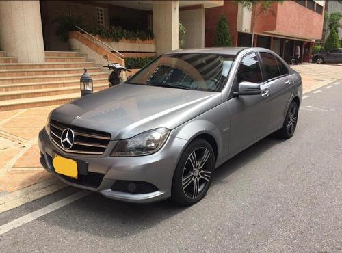 Mercedes-benz Clase C 2014 1.8 Cgi Avantgarde