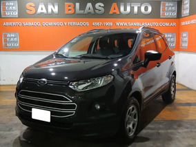 Ford Ecosport 2013 Se 2.0 4x2 Dh Aa Abs Mt 5p San Blas Auto